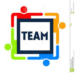What Team Is On Team Square Logo Royalty Free Stock Images Image 32615759
