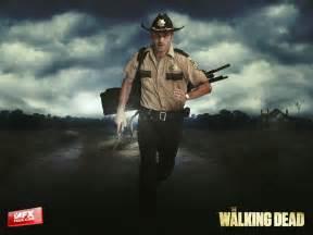 Walking Dead Rick Grimes The Walking Dead Wallpaper 25862326 Fanpop
