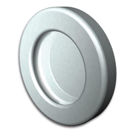 Adhesive Glass Door Handles - finger pull handle self adhesive glass door