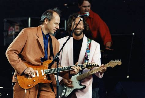 clapton joins dire straits to play sultans of swing