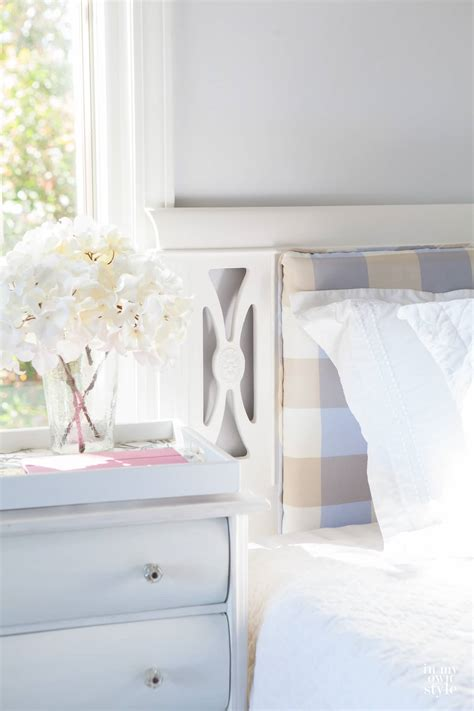 Used Headboard by Use What You Decorating Cushioned Headboard In