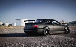 bmw e46 m3 tuning car wallpaper