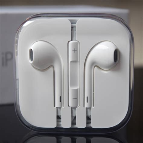 Headset Apple Earphone Iphone genuine iphone 6s earphone original iphone 6s plus headset