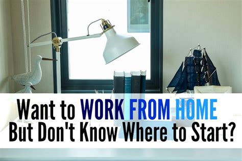 Work From Home - want to work from home but don t know where to start single moms income