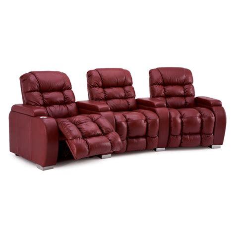palliser   linus power recliner home theater