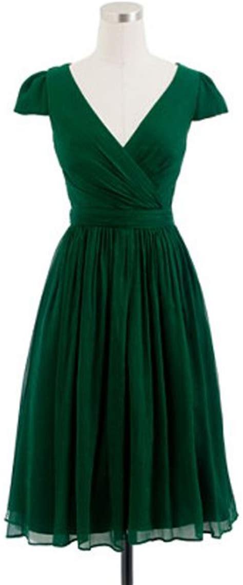 Dress Mirabelle j crew mirabelle dress in silk chiffon in green monterey pine lyst