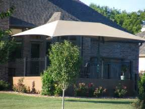 Patio Awnings And Shade Structures by Deck With Canopy Rainwear
