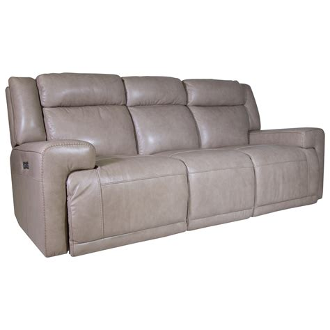 futura leather reclining futura leather burke power reclining sofa homeworld