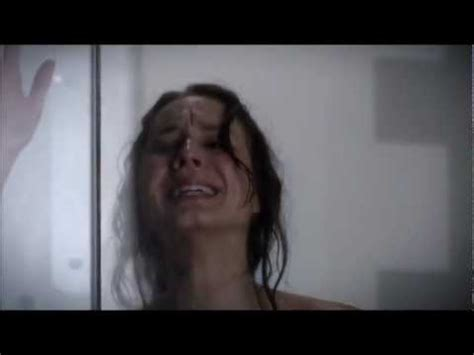 liar liar bathroom scene pretty little liars 3x20 steam shower scenes youtube