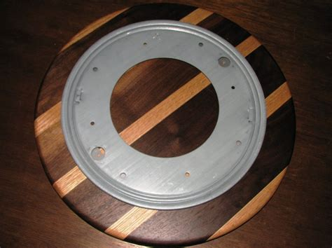 Dining Table Rotating Centerpiece Rotating Centerpiece For Dining Table By Oscar Martinez Lumberjocks Woodworking Community