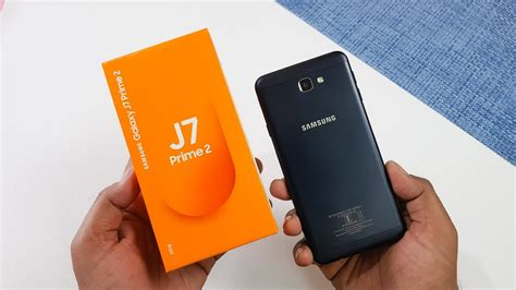 samsung j7 prime 2 unboxing on