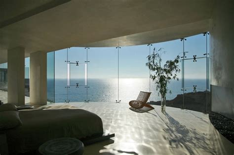 iron man bedroom house with insane sea view