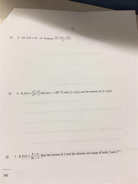 solved  fx   evaluate fx  fxh