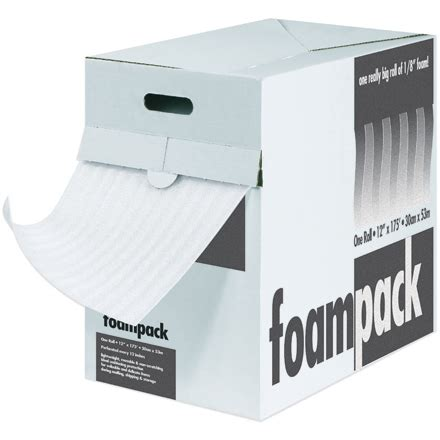 Terbaik Pe Foam 3m Original 24 X 4 Mm fd1812 polyethylene foam dispenser box 1 8 quot x 12 quot x 175