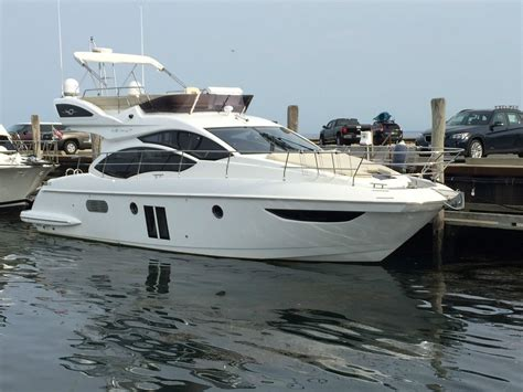 hot boats for sale 2013 azimut 40 fly flybridge for sale