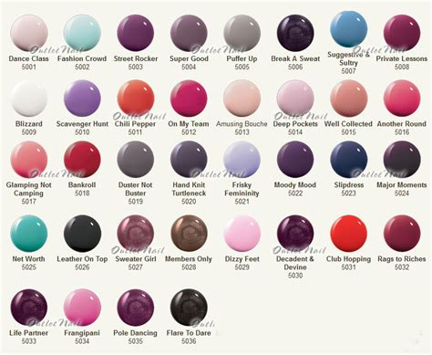 essie gel colors new essie gel nail collection set of 36 colors