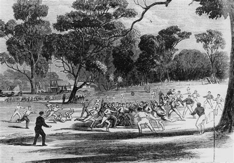 history of sport in australia wikipedia