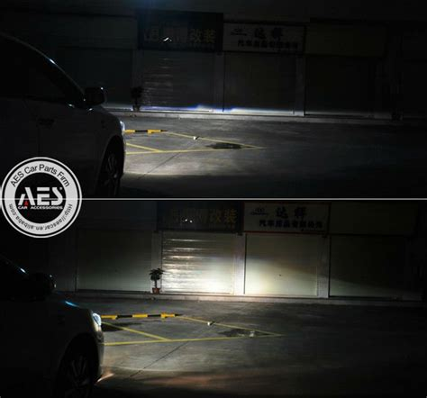 Projector Aes aes koito xenon projector lens q5 with hid d2s xenon bulb