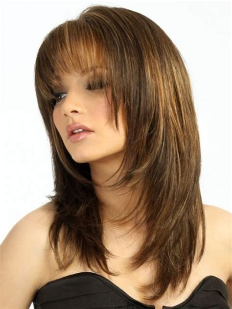 Easy Hairstyles With Bangs by Hairstyles Bangs Easy Hairstyles With