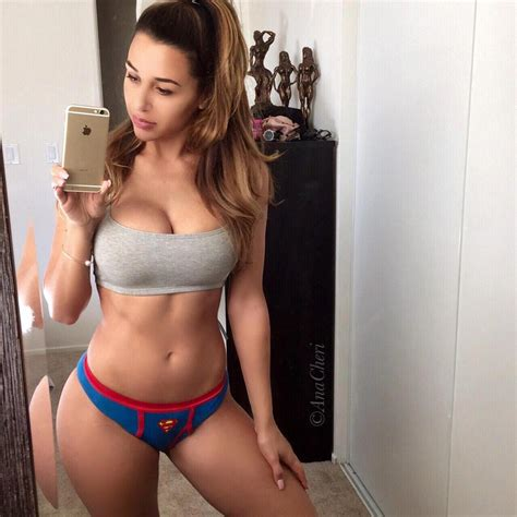 Ana Cheri Nude Private Photos — Bathing Time Shared With