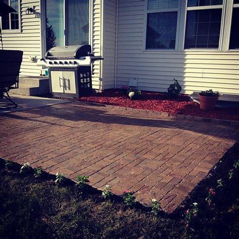 build a paver patio how to build a paver patio a comprehensive step by step