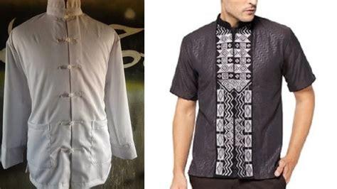Pangsi Koko Pakaian Muslim pakaian muslim untuk pria ini sering disebut baju koko apakah berasal dari china ini