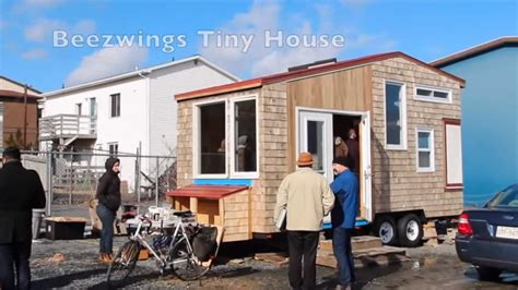 Small Homes Scotia S 8x20 Tiny House On Wheels In Scotia