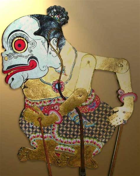 Wayang Bagong 2 galeri wayang pitoyo wayang kulit gagrak surakarta
