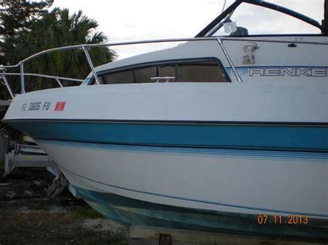 1987 renken boat used 1987 renken hudson fl 34667 boattrader