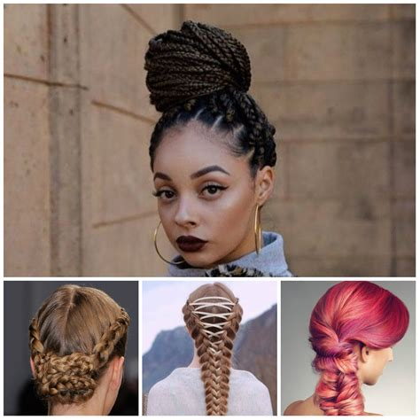 Braided Hairstyles 2017 by Braids Hairstyles 2017 Style By Modernstork