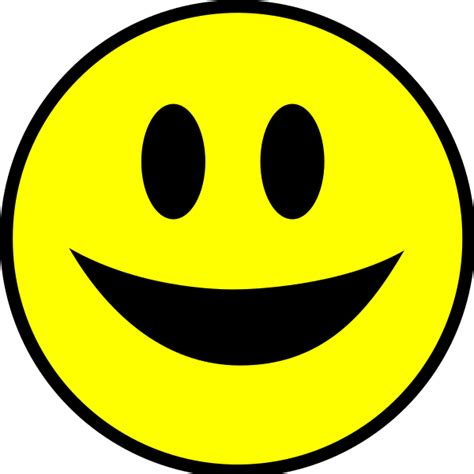 Big Smile by File Bigsmile Smiley Yellow Simple Svg Wikimedia Commons