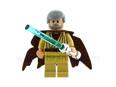 Lego Obi Wan Kenobi Starwars the lego wars series obi wan kenobi