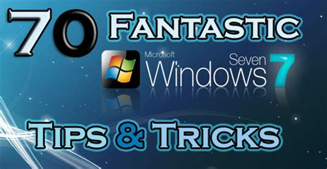 simple homekeeping part 1 26 tips tricks for a clean windows 7 tips tricks for better functionality