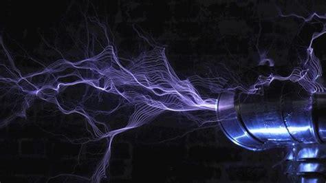 Tesla Lightning Tesla Coil Lightning Viewed In Matrix Style Bullet Time