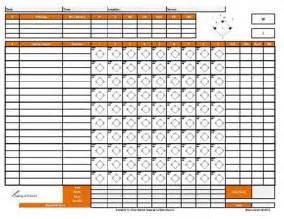 Slo Scoring Template by Softball Score Sheet Free Scores Softball