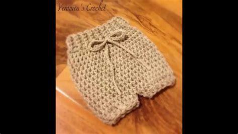 youtube crochet pattern crochet pattern baby shorts youtube