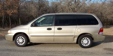 sell   ford windstar lx  seat runs  drives great   reserve