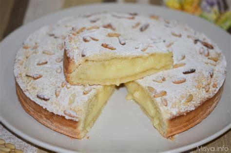 torta della nonna  la crema pasticcera keeprecipes