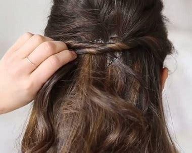 tutorial rambut gaya sederhana tutorial rambut wanita gaya sederhana mudah dan menarik