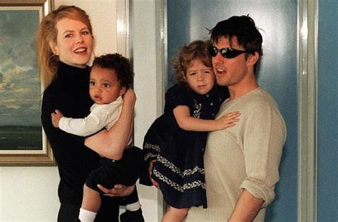 Tom Cruise And Are Normal Absolutely Normal by Kidman Y Tom Cruise Lo Que No Sab 237 As Sobre La