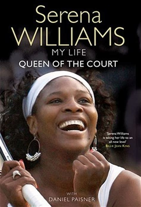 biography or autobiography book list queen of the court an autobiography by serena williams