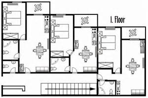 house plans with basement apartments floor plans with basement alternate basement floor plan 1st level 3 bedroom house plan with
