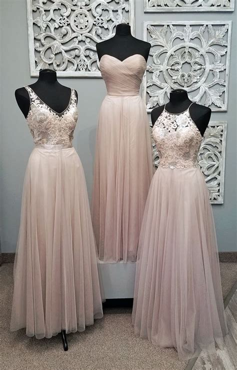 chagne colored bridesmaid dresses 17 best ideas about bridesmaid dresses on
