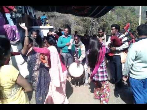 film barat dance garhwali band baja barat garhwali dance in garhwali