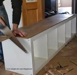 Bookcase Sideboard Expedit Panel Tv Ikea Hackers Ikea Hackers