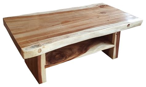 suar coffee table with shelf style coffee tables