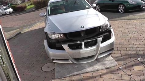 bmw 325i style changes bmw standard to m sport front bumper info you need to