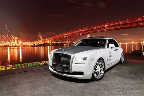 roll royce forgiato forgiato s ghost is a rolls royce redefined carscoops