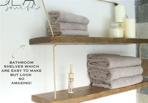 mensole per bagno fai da te idee mensole bagno il bagno in stile provenzale