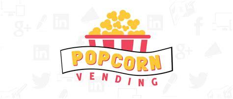 popcorn logo popcorn vending brandshout